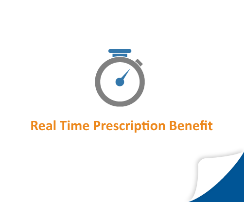 Real Time Prescription Benefits
